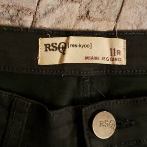 RSQ Jeans - RSQ MIAMI jeggings size 11